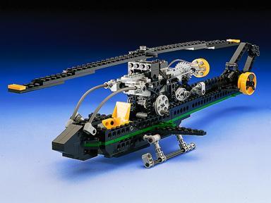 8456 LEGO Fiber Optic Multi Set