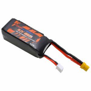 OMP M2 Lithium Battery 11.1V 650mAh 45C
